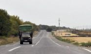 Russian Truck Road to Gori