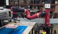 Robotas-DHL-sandelio