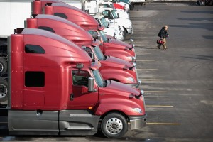 Strengthening Economy And Increase In Ground Shipping In U.S. Has Led To Truck Shortage