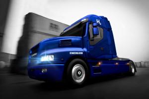 Quantron AG Energon Hydrogen Heavy Duty